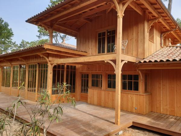 Maison bois 17